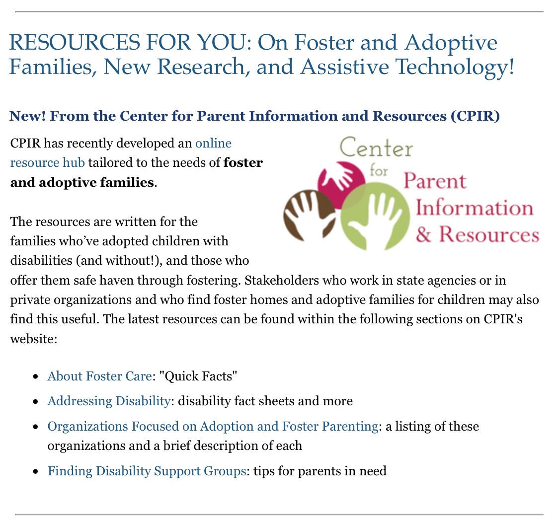 Parent Advocacy What You Should Do And >> The Center For Exceptional Families Advocacy With Heart